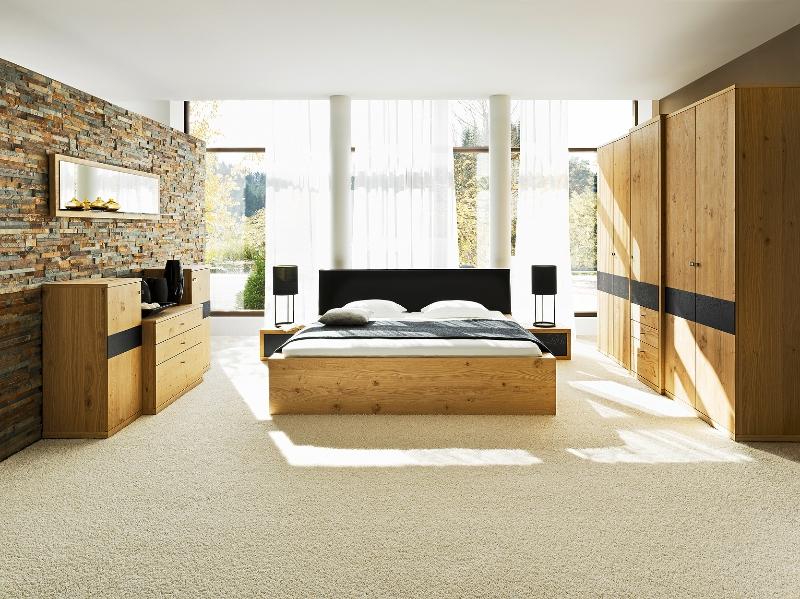 zirbenholz schlafzimmer modern. Black Bedroom Furniture Sets. Home Design Ideas